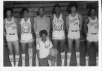 Aggie Men's Basketball Team by North Carolina Agricultural and Technical State University