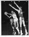 Basketball Game Player #24 by North Carolina Agricultural and Technical State University