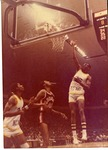 Basketball Player Shooting Basketball by North Carolina Agricultural and Technical State University