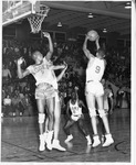 Basketball Game #5 by North Carolina Agricultural and Technical State University