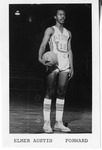 Basketball Player #12 Poses for Photograph by North Carolina Agricultural and Technical State University