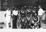 Women's Basketball Team by North Carolina Agricultural and Technical State University