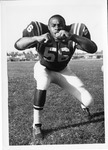 Football Player #56 by North Carolina Agricultural and Technical State University
