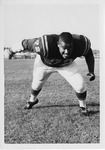 Football Player #72 by North Carolina Agricultural and Technical State University