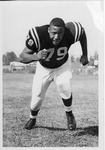 Football Player #79 a by North Carolina Agricultural and Technical State University