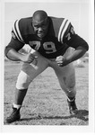 Football Player #79 by North Carolina Agricultural and Technical State University