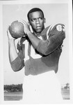 Football Player #10 by North Carolina Agricultural and Technical State University