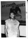 Football Player in Tee Shirt by North Carolina Agricultural and Technical State University