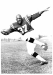 Football Player #37 by North Carolina Agricultural and Technical State University