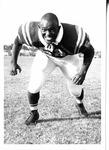 Football Player #52 by North Carolina Agricultural and Technical State University