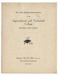 The 56th Annual Commencement of the Agricultural and Technical College by North Carolina Agricultural and Technical State University