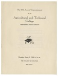 The 60th Annual Commencement of the Agricultural and Technical College by North Carolina Agricultural and Technical State University