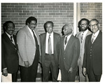 A&T Four with Presidents of NCAT