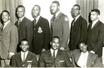 Jibreel Khazan(Ezell Blair) in Group Photo