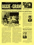 March 1995 Aggie-Gram by Office of University Relations, NCAT