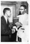 Photo of Jibreel Khazan Receiving Award (Ezell Blair, Jr.)