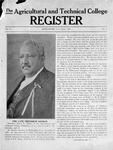 The Register, 1925-05-00