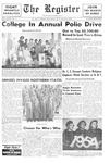 The Register, 1954-01-00