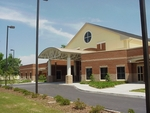 Alumni-Foundation Event Center by Gloria Pitts