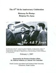 The 47th Sit-In Anniversary Celebration Reclaiming Our Heritage: Redefining Our Legacy